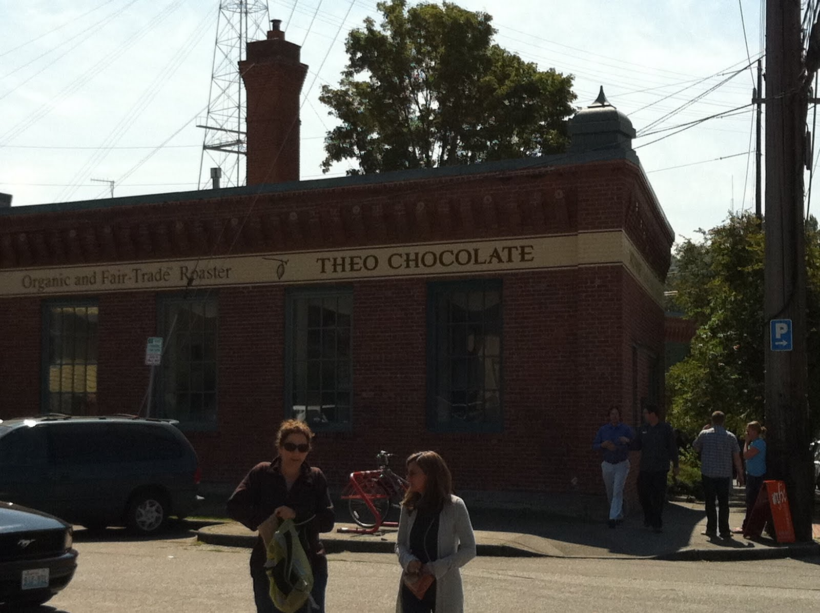Theo's Chocolate- Organic Fair Trade Chocolate Factory! – EATING ...