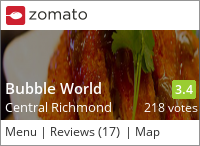 Bubble World 大頭仔 (Richmond) on Urbanspoon