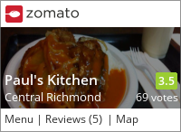 Paul's Kitchen 保羅美食 on Urbanspoon