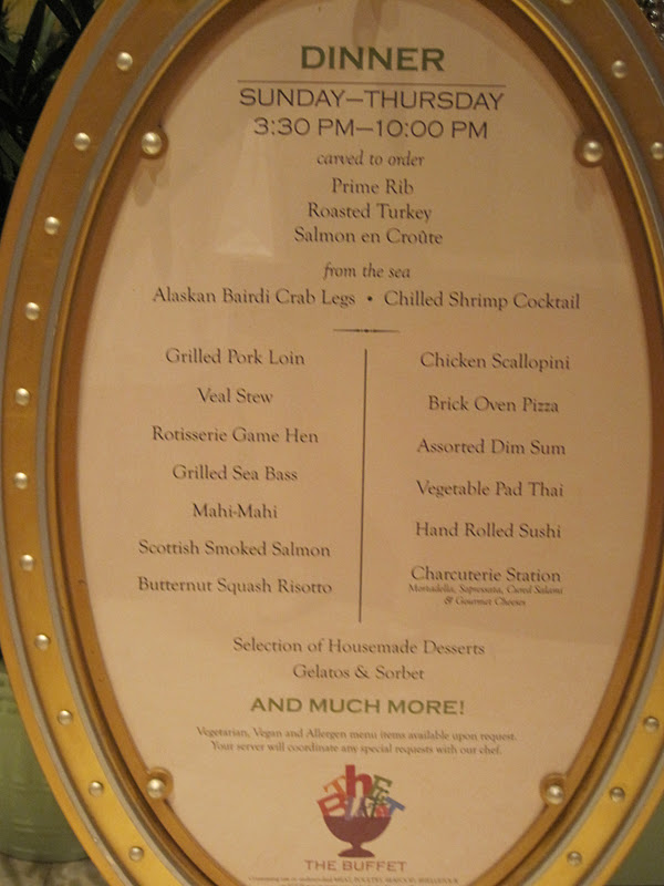 Pleasant The Buffet Wynn Amazing Dessert Selection And Fantastic Download Free Architecture Designs Scobabritishbridgeorg