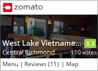 West Lake Vietnamese Kitchen 西湖越南餐廳 on Urbanspoon