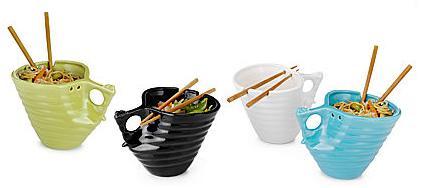 Fun Udon Noodle Bowls
