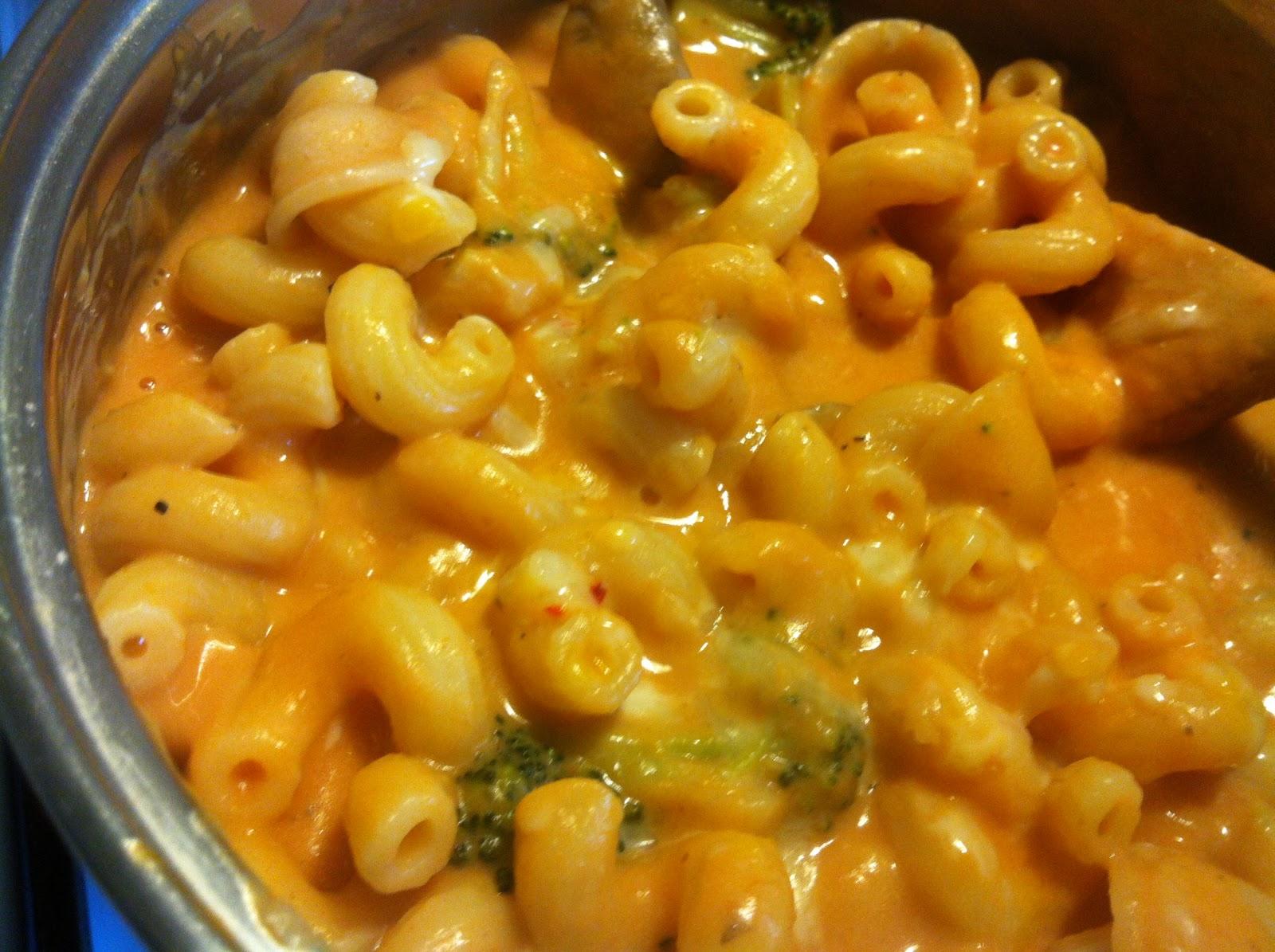 Easy Pumpkin Mac and Cheese Recipe