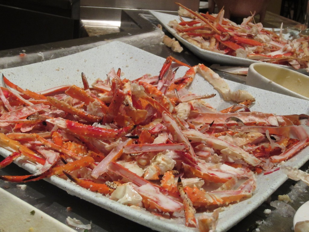 Pleasant The Bellagio Buffet Las Vegas Eat All The King Crab Interior Design Ideas Tzicisoteloinfo