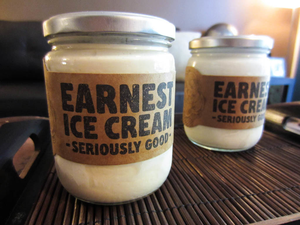 Earnest Ice Cream – Seriously Good. Seriously Expensive.