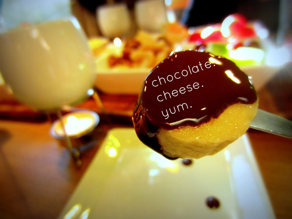 Foods To Travel By: Cheeses And Chocolates