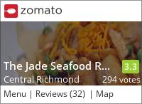 The Jade Seafood Restaurant on Urbanspoon