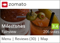 Milestones Grill and Bar on Urbanspoon