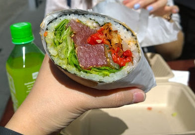 Sushirrito (San Francisco) – Please Bring This to Vancouver!!!