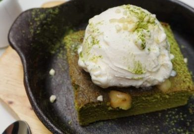Sinmei Tea (Hong Kong) – Irresistible Hot Matcha Brownie Skillet