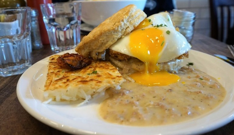 Jam Cafe (Vancouver) – Charlie Bowls As Big As Your Face