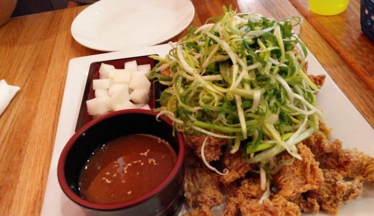 Dae Ji Pork Cutlet House (Coquitlam) – Best Green Onion Fried Chicken Ever!