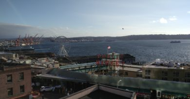 Top 5 Things To Do in Downtown Seattle