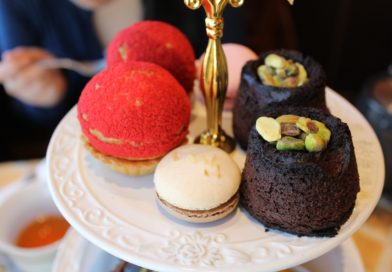L'Opera Patisserie – High Tea Fit For a King