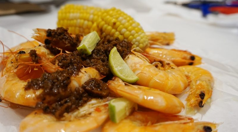 The Holy Crab – One of the Better Seafood Boils in Town
