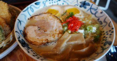 Yuzu Shokutei – Come Here For The Chicken Truffle Ramen