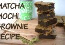 Easiest Matcha Mochi Brownie Recipe