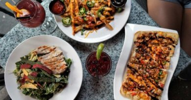 WINGS (Downtown) – New Summer Menu