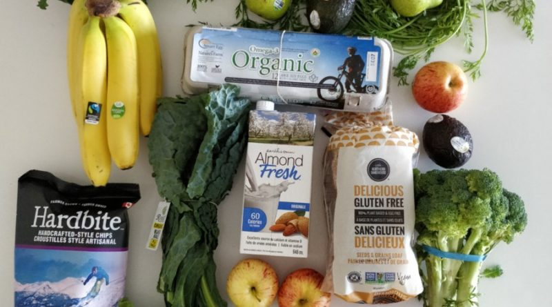 SPUD Product Review – Trying Out the the Gluten-Free Weekly Staples Box