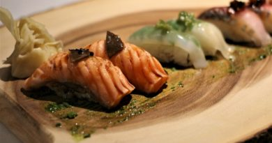 Kitchen by Yugo – Harmony of Japanese and French Cuisine