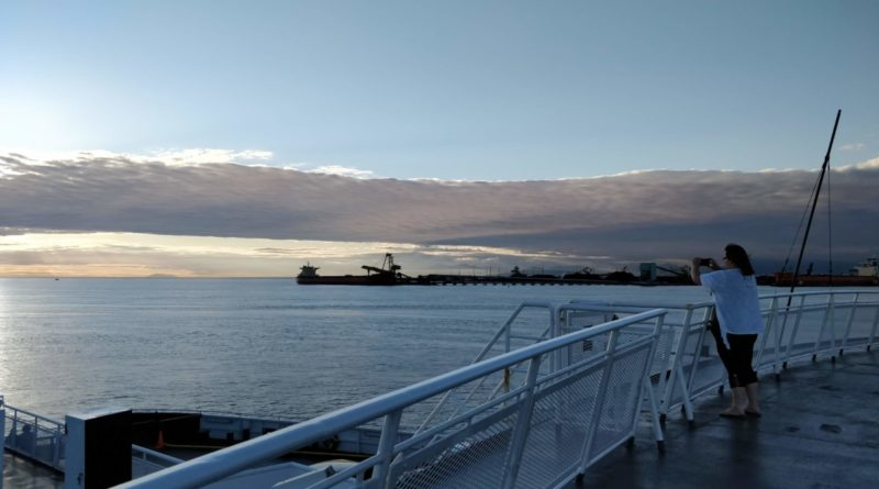 What To Eat When Travelling With BC Ferries