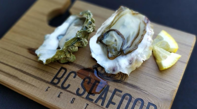 Recap of BC Seafood Festival in Comox Valley 2018