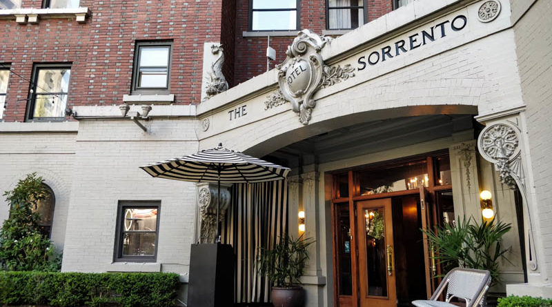 Hotel Sorrento (Seattle) Review  – One Night Stay and Sunday Jazz Brunch