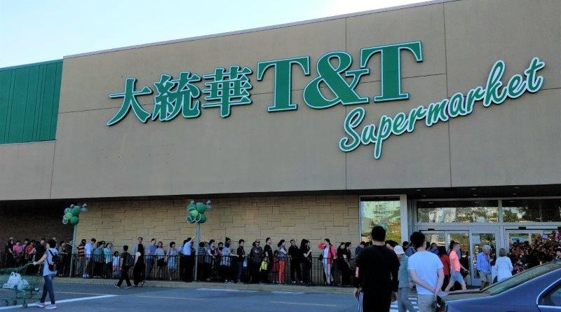T&T Supermarket Grand Opens in Lansdowne – First Look
