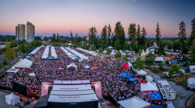 Get Ready for Surrey Fusion Festival 2019 on July 20th and 21st