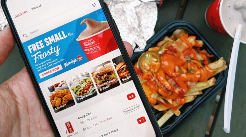 My Top 3 Favourite Food Delivery Apps – with Promo Codes too!