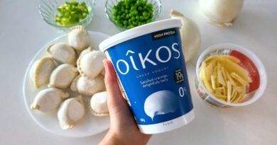 How to Substitute Sour Cream with High Protein Greek Yogurt (ft. Oikos)