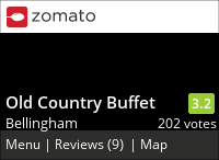 Old Country Buffet on Urbanspoon