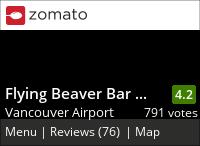 Flying Beaver Bar & Grill on Urbanspoon