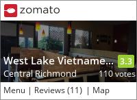 West Lake Vietnamese Kitchen 西湖越南餐廳 on Urbanspoon