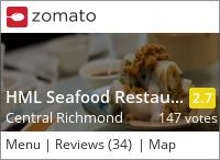 HML Seafood Restaurant 明月樓海鮮酒家 on Urbanspoon