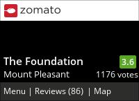 Foundation on Urbanspoon