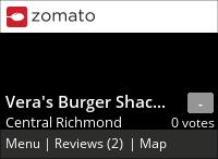 Vera's Burger Shack Express (Aberdeen Centre) on Urbanspoon