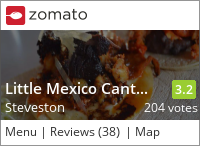 Little Mexico Cantina on Urbanspoon