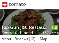 Top Gun J&C Restaurant 尖東新派食館 on Urbanspoon