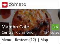 Mambo Cafe 萬寶茶餐 (Aberdeen Centre) on Urbanspoon