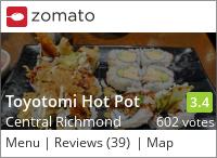 Toyotomi 豐臣家 on Urbanspoon