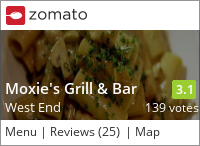 Moxie's Classic Grill on Urbanspoon