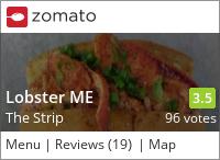Lobster Me on Urbanspoon