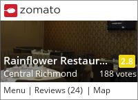 Rainflower Restaurant 粵之醉海鮮酒家 on Urbanspoon
