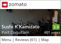 Sushi K Kamizato 神里 on Urbanspoon