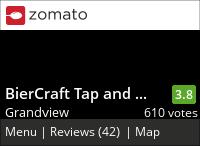 BierCraft Tap and Tapas Bar on Urbanspoon