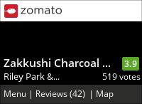 Zakkushi Charcoal Grill on Urbanspoon