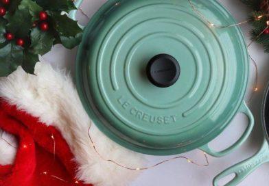 Le Creuset Collaboration: Festive Herbed Turkey Meatballs